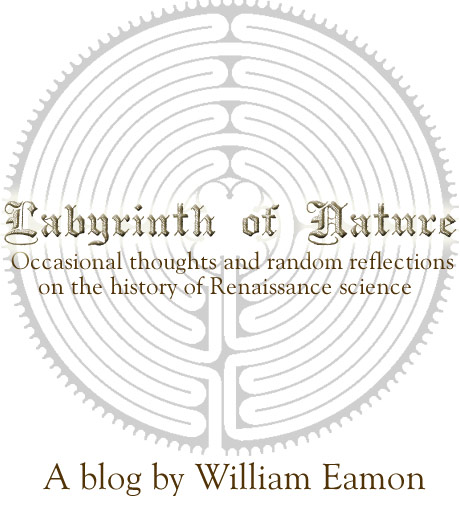labyrinth of nature